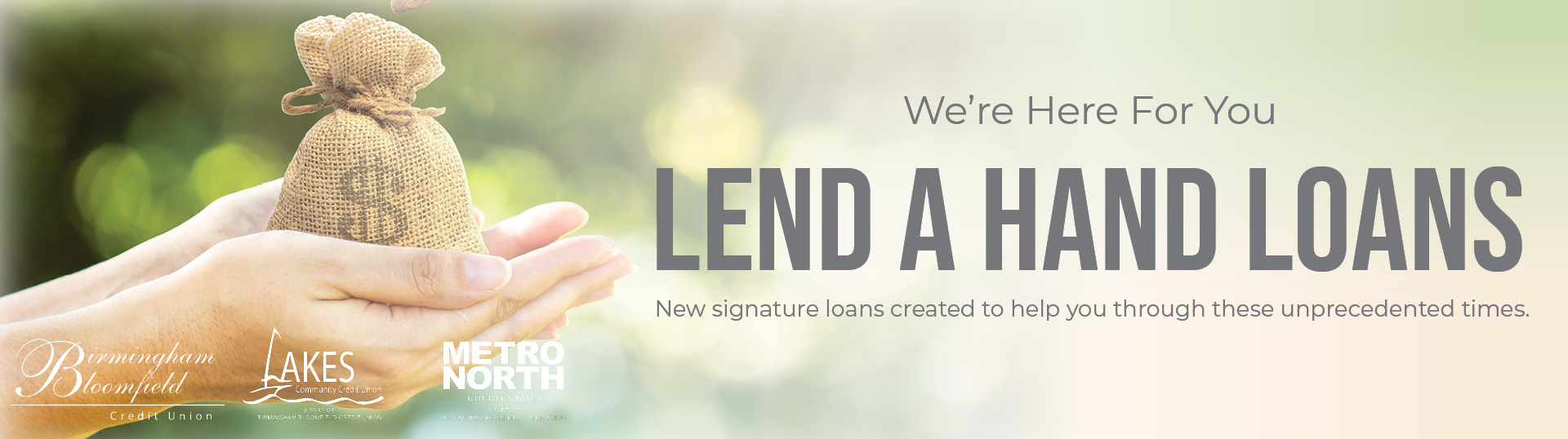 Lend A Hand Loans