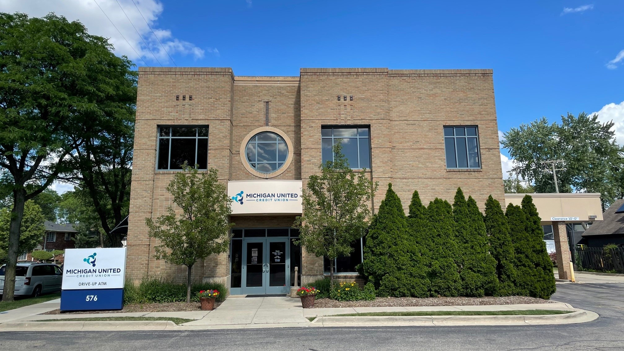 Birmingham Michigan Untied Credit Union Branch