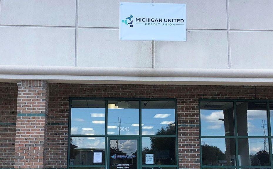 Shelby Michigan United Credit Union Branch