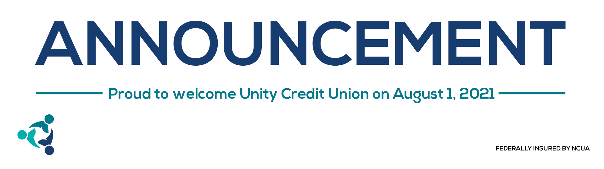 welcome unity page banner