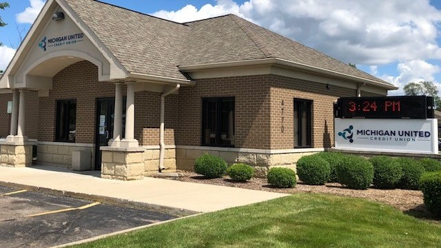 Waterford Dixie Hwy Michigan United Credit Union Branch